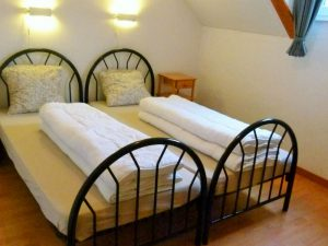 Slaapkamer van de Boerenzwaluw