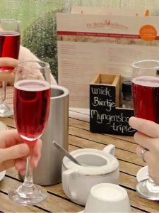 Rosé met bubbels, een feestje waard